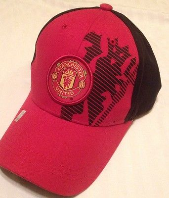 Manchester United Adjustable Ball Cap
