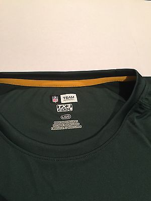 NFL Team Apparel Green Bay Packers X-Large Short-sleeve Shirt