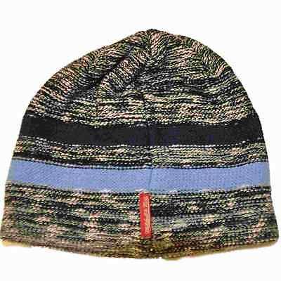 New York City FC Mitchell & Ness MLS Blue Black Knit Hat Cap Beanie