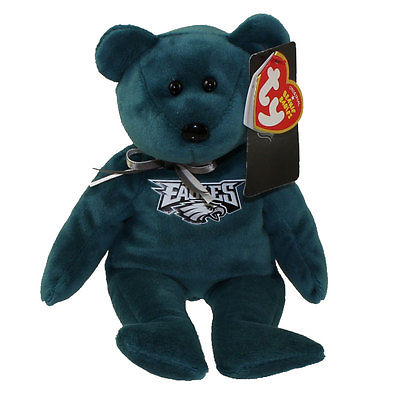 TY NFL PHILADELPHIA EAGLES  - 8 in.  - The Beanie Babies Collection 2015