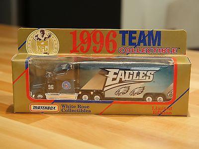 Philadelphia Eagles1996 Matchbox Diecast Collectible NFL Football Truck