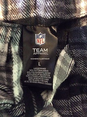 NFL Team Apparel Women's Sleepwear Bottoms