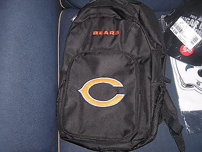 NEW NFL MEN CHICAGO BEARS LARGE BACK PACK.