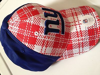 New York Giants NFL Baseball Cap NWT One Size Fits All