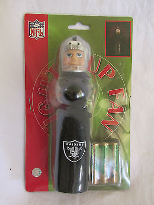 BRAND NEW SC SPORTS NFL FOOTBALL OAKLAND RAIDERS LIGHT UP FAN
