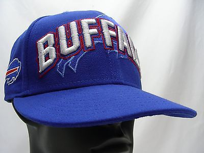 BUFFALO BILLS - NFL - NEW ERA 59FIFTY - SIZE 7 1/8 FITTED BALL CAP HAT!