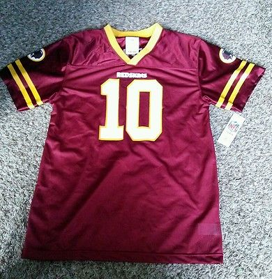 ROBERT GRIFFIN III RG3 WASHINGTON REDSKINS FOOTBALL JERSEY NFL YOUTH KIDS