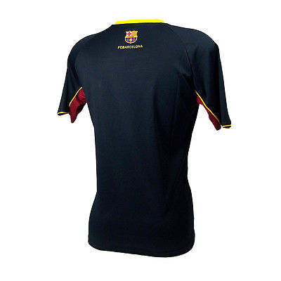 CLEARANCE: Official Barcelona Football Club Performance Soccer Training Jersey