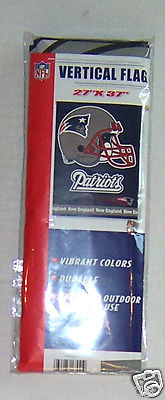 27X37 NEW NEW ENGLAND PATRIOTS BANNER WITH FLAG POLE SLEEVE MADE USA nfl au