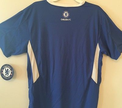 CLEARANCE: Official Licensed Chelsea Football Club Performance Soccer Jersey