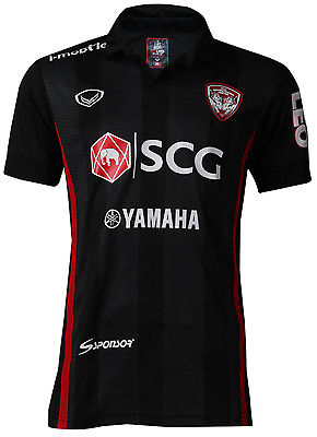 100% Authentic Muangthong United Thailand Football Soccer League Jersey Shirt
