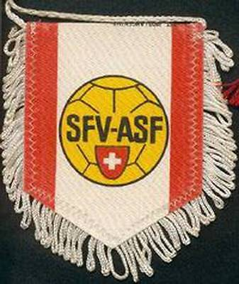 SWITZERLAND FOOTBALL FEDERATION OLD LOGO SMALL PENNANT EURO 2016