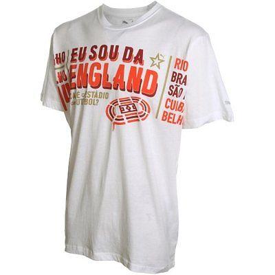 Puma England My Nation T-Shirt - White