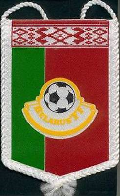 BELARUS FOOTBALL FEDERATION SMALL PENNANT