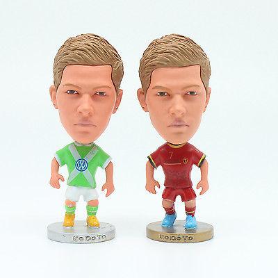 6.5 cm High Werder Bremen Kevin De Bruyne Belgium Action Figure Doll