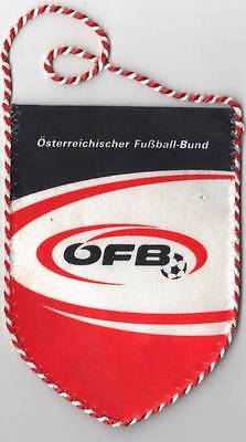 AUSTRIA FOOTBALL SOCCER FEDERATION SMALL MINI PENNANT NEW EURO 2016