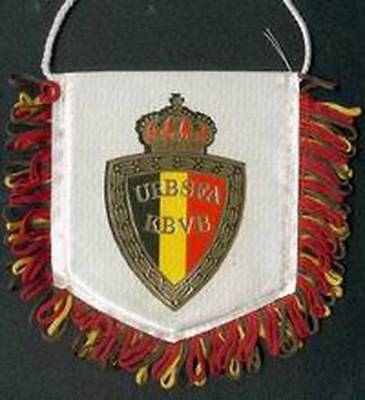 BELGIUM FOOTBALL FEDERATION SMALL PENNANT EURO 2016 #3