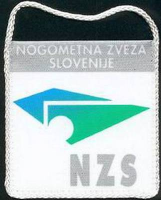 SLOVENIA FOOTBALL FEDERATION OLD LOGO SMALL PENNANT