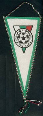 BULGARIA FOOTBALL FEDERATION SMALL PENNANT