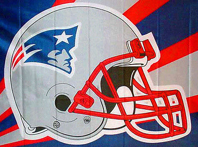 NEW ENGLAND PATRIOTS HELMET FLAG NEW 3x5 ft nfl au