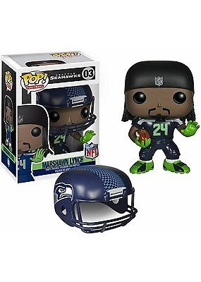 Pop Nfl Marshawn Lynch (2014) - New - Sports Merch
