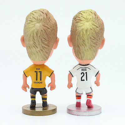 6.5 cm High Ballspiel-Verein Borussia Reus Germany Soccer Football Mini Figure