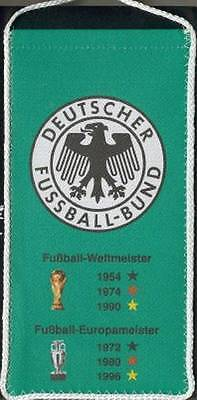 GERMANY FOOTBALL SOCCER FEDERATION SMALL MINI PENNANT EURO 2016 #5