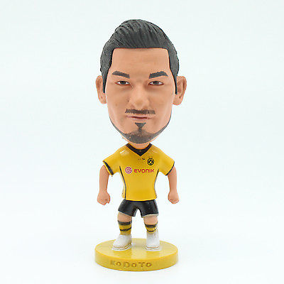 6.5 cm High Ballspiel-Verein Borussia Ilkay Germany Soccer Football Mini Figure