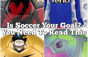 Is Soccer Your Goal? You Need To Read This
