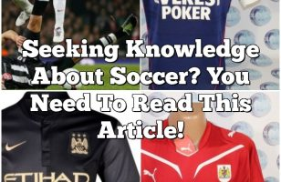 Seeking Knowledge About Soccer? You Need To Read This Article!